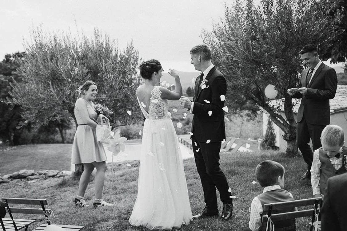 wedding in Drome Mark Magda 48
