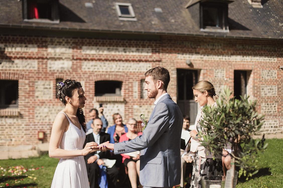 photographe mariage normandie grange 035